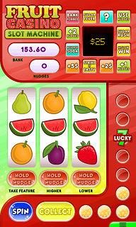 Fruit Casino - snímek obrazovky