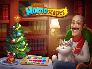 Homescapes - snímek obrazovky