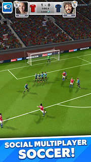 Score! Match - snímek obrazovky
