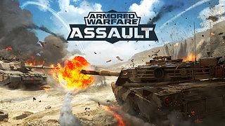 Armored Warfare: Assault - snímek obrazovky