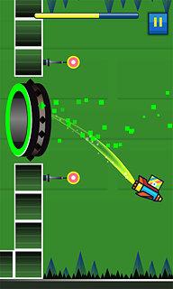 Impossible Dash - snímek obrazovky