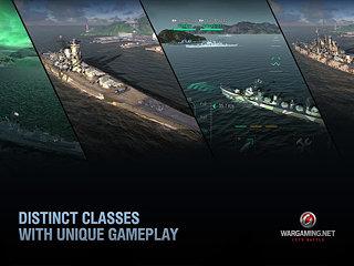 World of Warships Blitz: MMO Naval War Game - snímek obrazovky