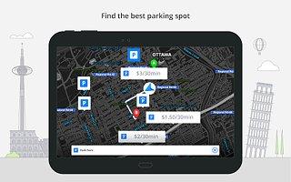 GPS Navigation & Offline Maps Sygic - snímek obrazovky