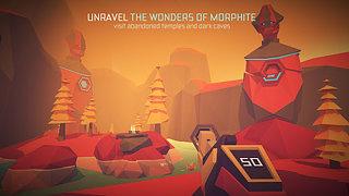 Morphite - snímek obrazovky