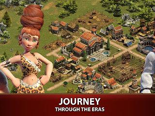 Forge of Empires - snímek obrazovky