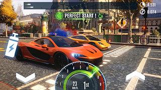 Asphalt Street Storm Racing - snímek obrazovky