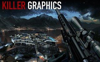 Hitman Sniper - snímek obrazovky